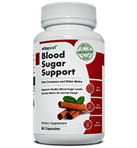 VitaPost Blood Sugar Support